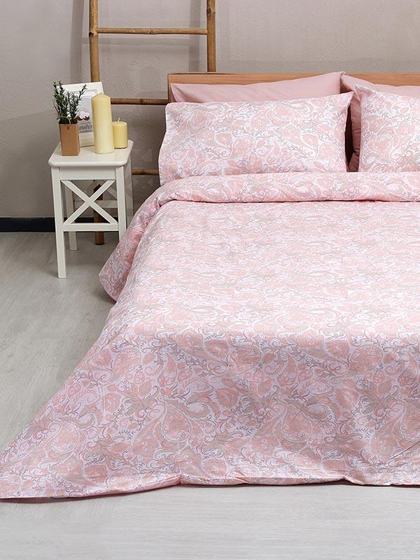 Σετ Σεντόνια Cotton Feelings 2024 Pink