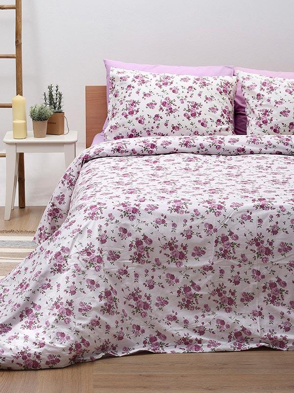 Σετ Σεντόνια Cotton Feelings 929 lilac