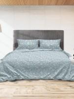 Σετ Σεντόνια Flannel 040 Aqua