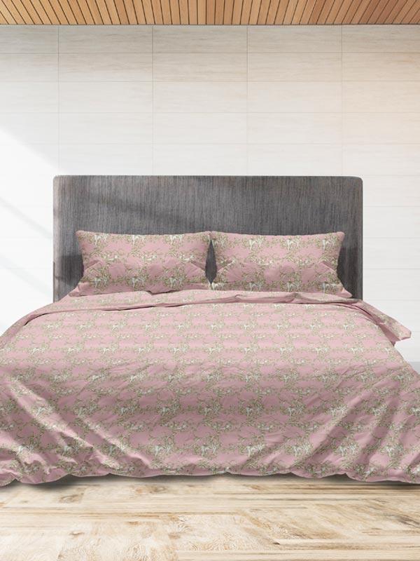 Σετ Σεντόνια Flannel 900 Pink