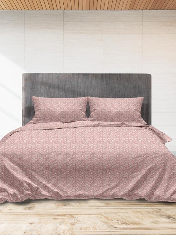 Σετ Σεντόνια Flannel 920 Pink