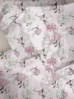 Σετ Σεντόνια Menta Εμπριμέ 070 Pink