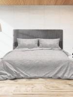 Παπλωματοθήκη Flannel 020 Grey