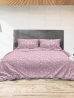 Παπλωματοθήκη Flannel 040 Pink