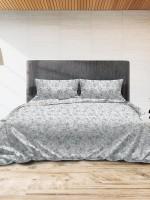 Παπλωματοθήκη Flannel 3240 Grey