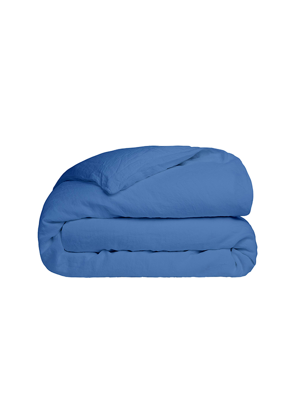 Παπλωματοθήκη Cotton Feelings 104 Blue