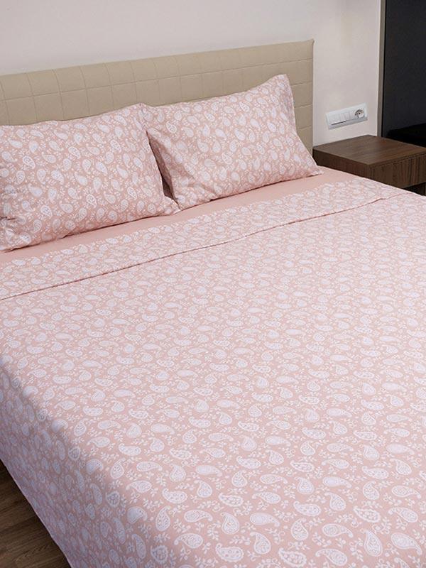 Παπλωματοθήκη Cotton Feelings 1232 Pink