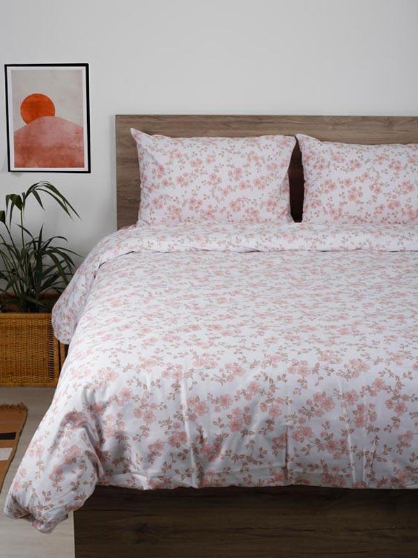 Παπλωματοθήκη Cotton Feelings 3240 Pink
