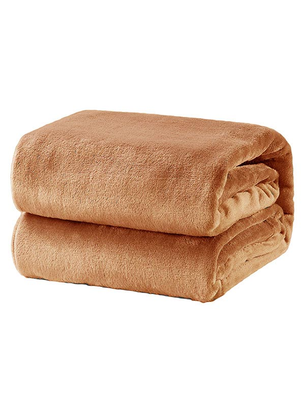 Κουβέρτα βελούδινη Velour 08 Carmin