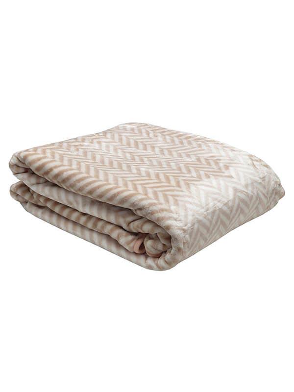 Κουβέρτα βελούδινη ζακάρ Bei...