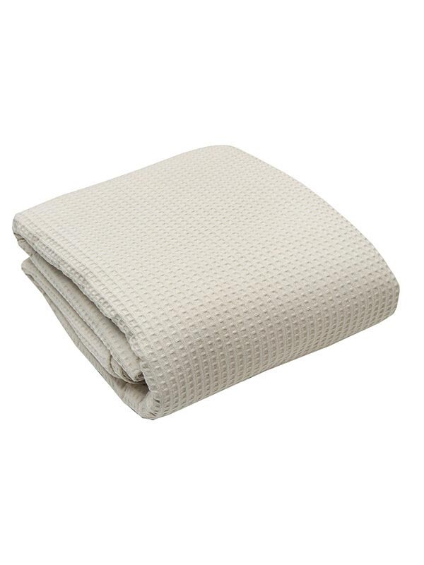 Κουβέρτα πικέ cotton Beige