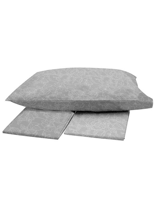 Μαξιλαροθήκες Menta 020 Grey