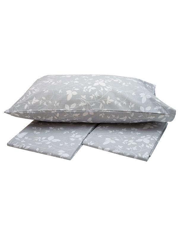 Μαξιλαροθήκες Menta 040 Grey