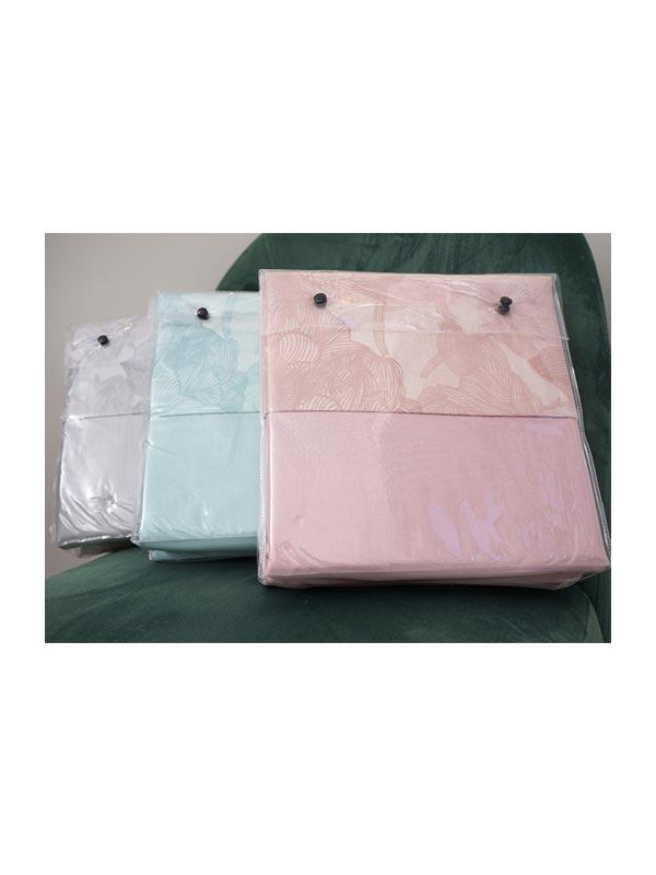 Μαξιλαροθήκες Cotton Feelings 2032 Aqua