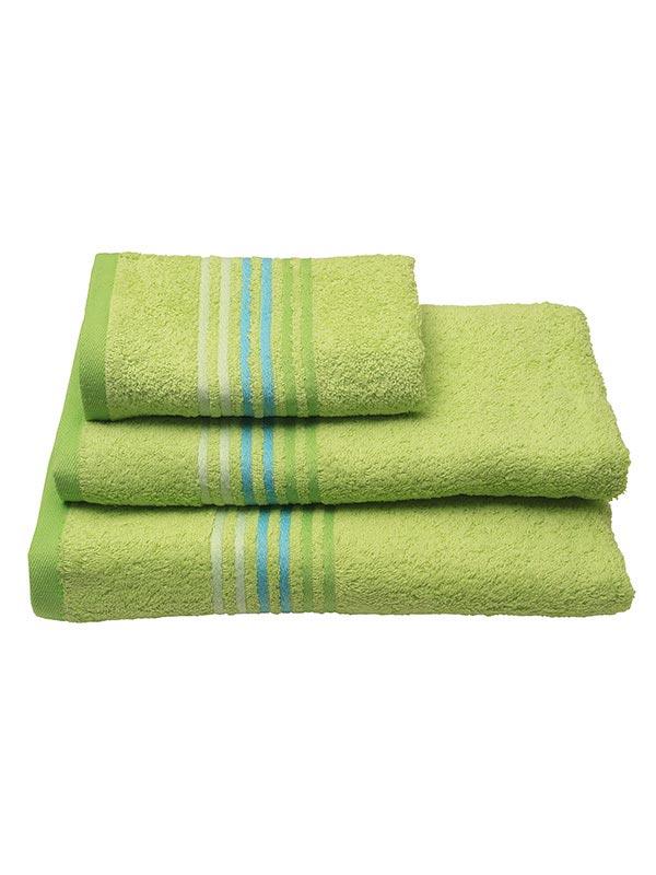 Πετσέτα πενιέ Stripes Green