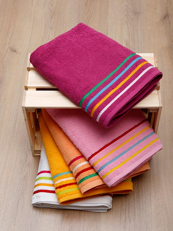 Πετσέτες Basic 80x150