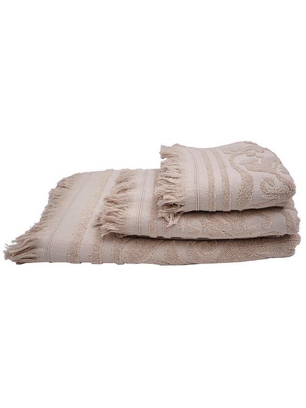 Πετσέτα Κρόσι 1 Beige