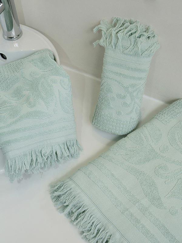 Πετσέτα Κρόσι 2 Light Aqua