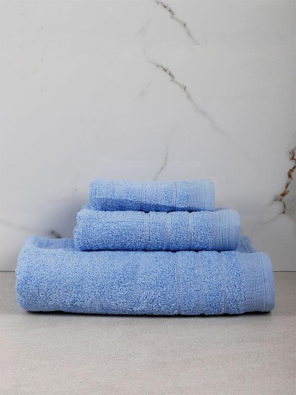 Πετσέτα Χίμπουρι 16 Light Blue