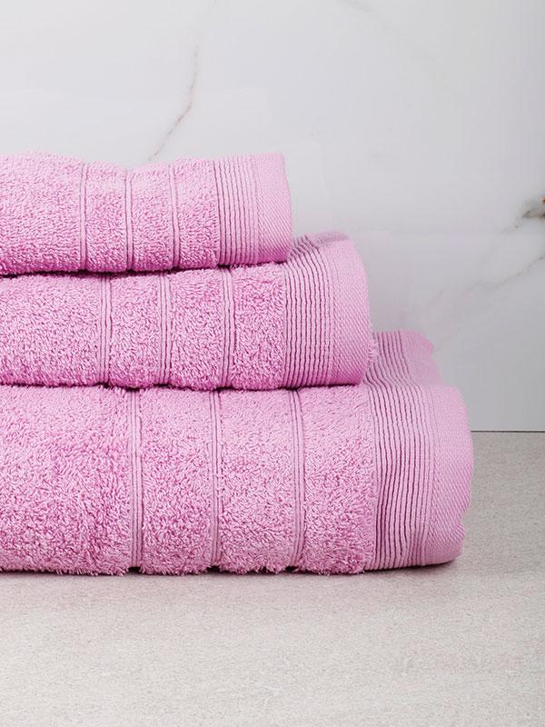 Πετσέτα Χίμπουρι 2 Lilac