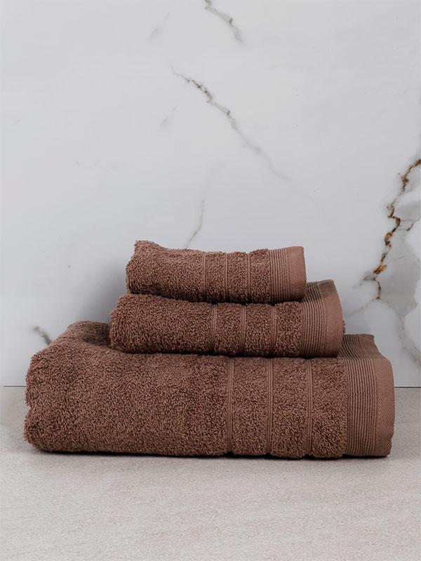 Πετσέτα Χίμπουρι 8 Mocha
