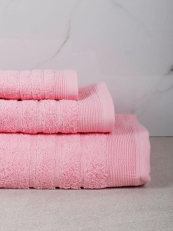 Πετσέτα Χίμπουρι 1 Pink
