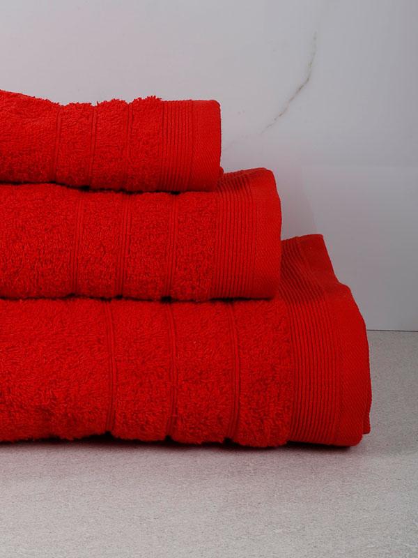 Πετσέτα Χίμπουρι 21 Red