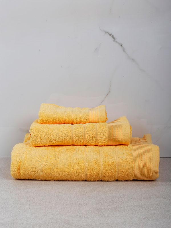 Πετσέτα Χίμπουρι 12 Yellow