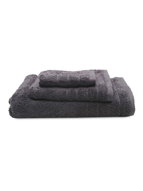 Πετσέτα πενιέ Dory 10 Dark Grey
