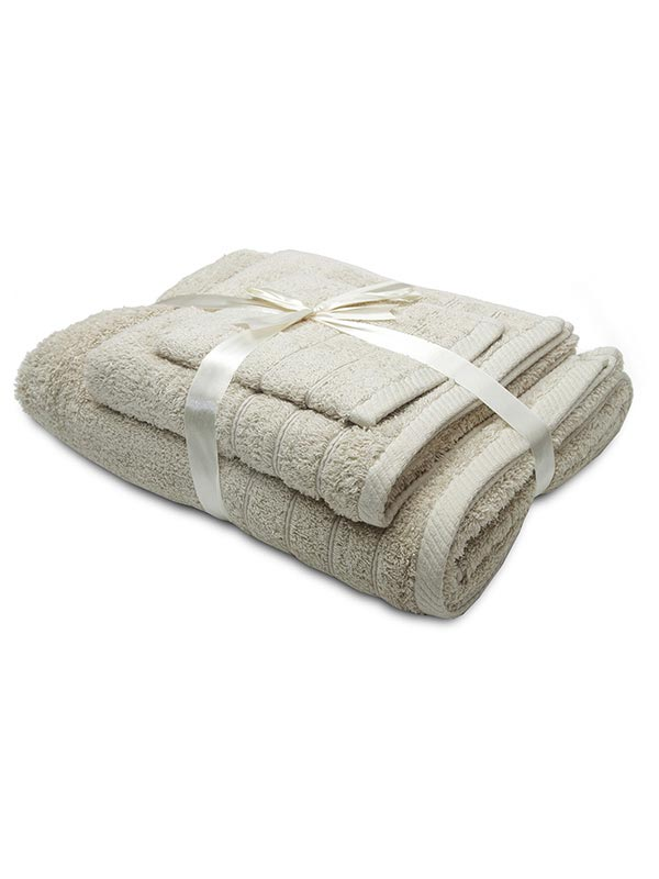 Πετσέτα πενιέ Dory 8 Beige