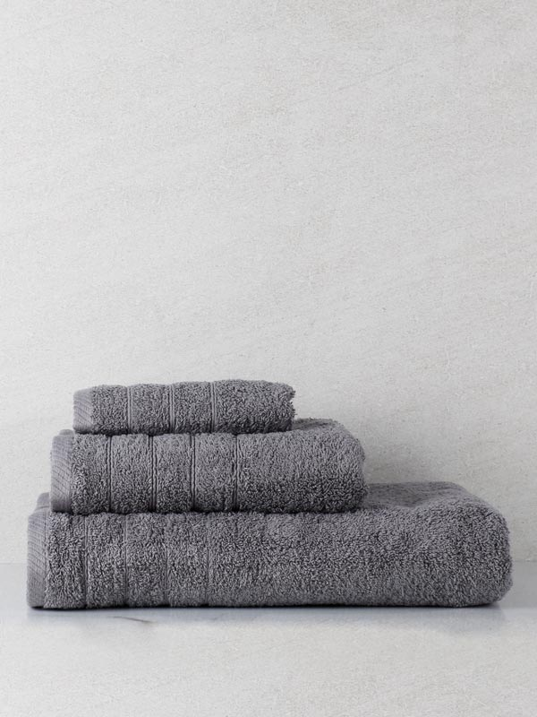 Πετσέτα πενιέ Dory 20 Grey