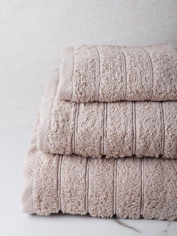 Πετσέτα πενιέ Dory 11 Medium Beige