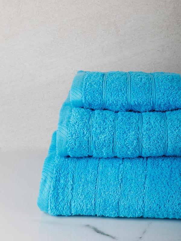Πετσέτα πενιέ Dory 2 Turquoise