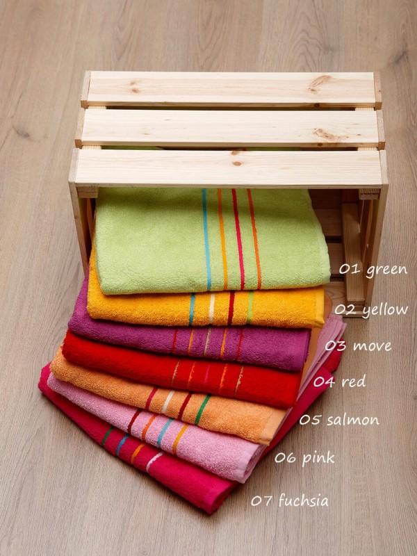 Πετσέτες Save 70x140