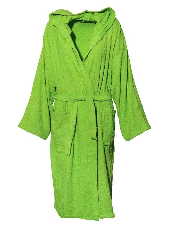 Mπουρνούζι χρωματιστό Green