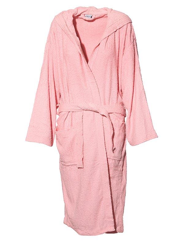 Mπουρνούζι χρωματιστό Pink