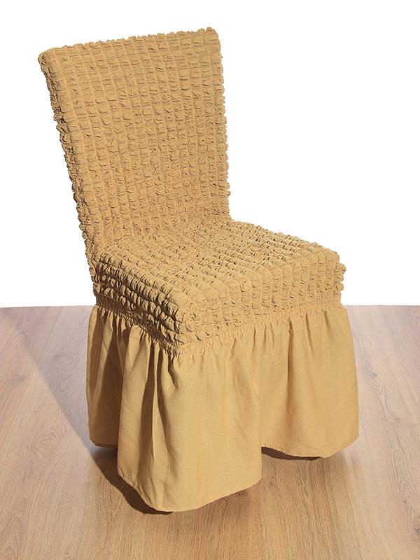 Κάλυμμα καρέκλας γκοφρέ Light...