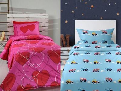 Ομορφύνετε το παιδικό δωμάτιο με αυτά τα πολύχρωμα σετ σεντόνια